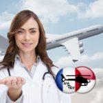 Услуги санитарной авиации в аэропорту Остафьево