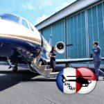 Бизнес-авиация в аэропорту Остафьево